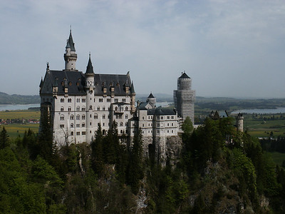 Neuschwanstein Castle, Bavaria Germany